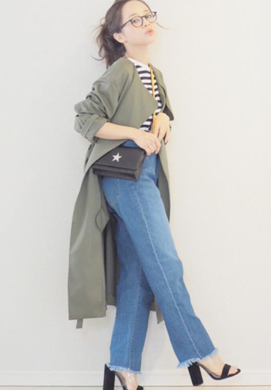 20180218090845 - 低身長さんには嬉しい!田中亜希子さん×cobittoコラボのファッションが通販で購入できます